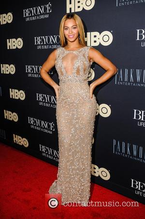 Beyonce Knowles - 'Beyonce: Life Is But A Dream' New York Premiere at Ziegfeld Theater