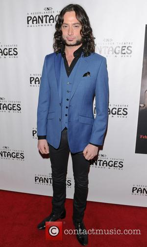 Constantine Maroulis - Jekyll and Hyde premiere - Hollywood, California, USA - Tuesday 12th February 2013