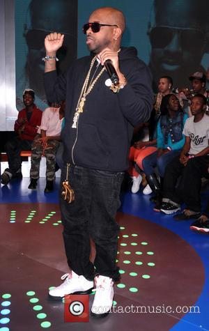 Jermaine Dupri - BET's 106 & Park - New York, United States - Tuesday 12th February 2013