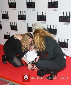 Juno Temple and Kristen Mcmenamy
