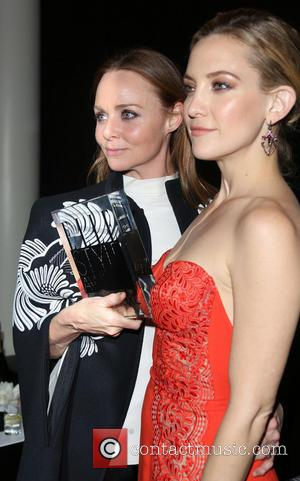 Stella Mccartney and Kate Hudson
