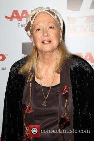 Diane Ladd - Movies for Grownups Awards - Los Angeles, California, United Kingdom - Tuesday 12th February 2013