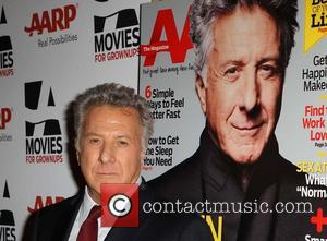 Dustin Hoffman - Movies for Grownups Awards - Los Angeles, California, United Kingdom - Tuesday 12th February 2013