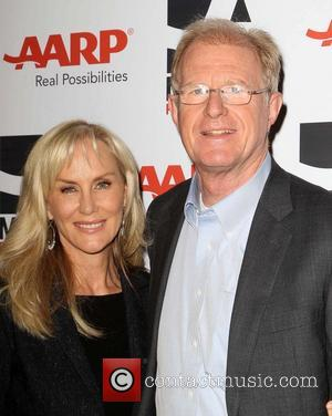 Ed Begley Jr and Rachelle Carson - Movies for Grownups Awards - Los Angeles, California, United Kingdom - Tuesday 12th...