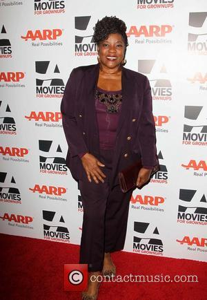 Loretta Devine - Movies for Grownups Awards - Los Angeles, California, United Kingdom - Tuesday 12th February 2013