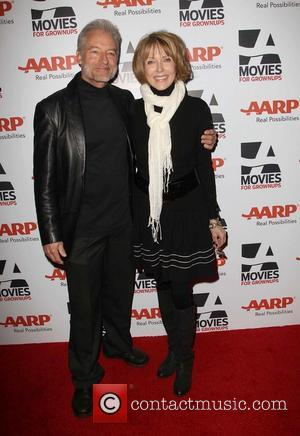 Perry King and Susan Blakely - Movies for Grownups Awards - Los Angeles, California, United Kingdom - Tuesday 12th February...