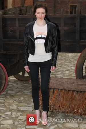 Eleanor Tomlinson - 'Jack the Giant Slayer' photocall - London, United Kingdom - Tuesday 12th February 2013