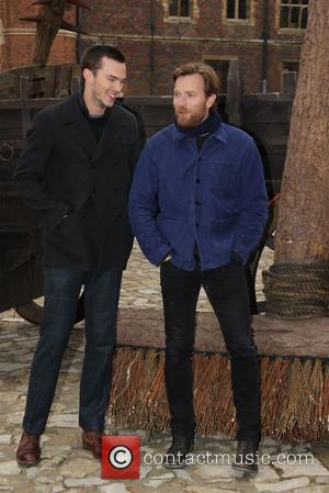 Nicholas Hoult and Ewan McGregor - 'Jack the Giant Slayer' photocall - London, United Kingdom - Tuesday 12th February 2013