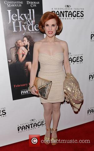Kat Kramer - Jekyll and Hyde premiere - Hollywood, California, United States - Tuesday 12th February 2013