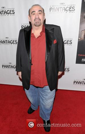 Ken Davitian - Jekyll and Hyde premiere - Hollywood, California, United States - Tuesday 12th February 2013