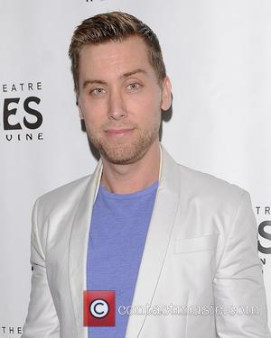 Lance Bass - Jekyll and Hyde premiere - Hollywood, California, United States - Tuesday 12th February 2013