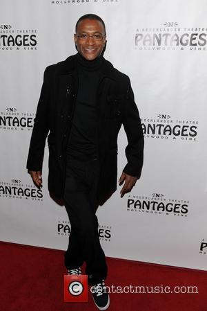 Tommy Davidson - Jekyll and Hyde premiere - Hollywood, California, United States - Tuesday 12th February 2013