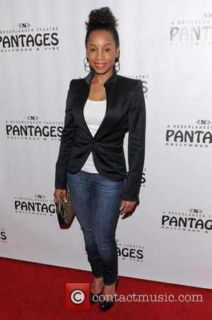 Anika Noni Rose - Jekyll and Hyde premiere - Hollywood, California, United States - Tuesday 12th February 2013