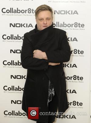 Rankin aka John Waddell - Collabor8te Connected by NOKIA Premiere - London, United Kingdom - Tuesday 12th February 2013