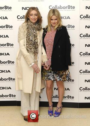 Sharon Maughan and Alice Eve
