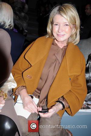 Martha Stewart - Mercedes-Benz New York Fashion Week Autumn/Winter 2013 at New York Fashion Week - New York, New York,...