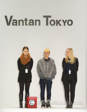 Nelly Hohmann, Kei Tsunoji and Natsuki Watanabe - New York Fashion Week - Vantan Tokyo - Runway at New York...