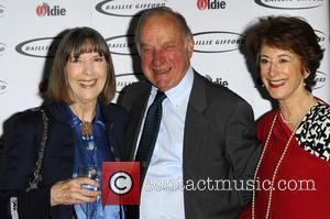 Geoffrey Palmer, Sally Green and Maureen Lipman