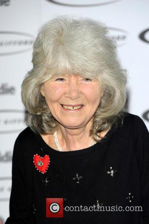 Jilly Cooper - 'Oldie of the Year Awards' - London, United Kingdom - Tuesday 12th February 2013