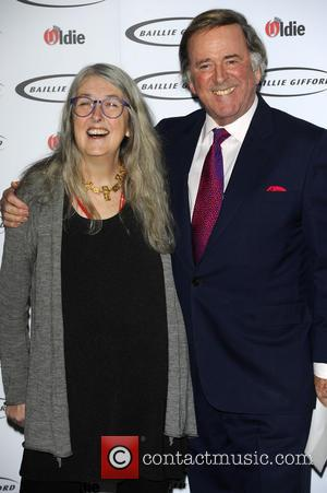 Mary Beard and Terry Wogan