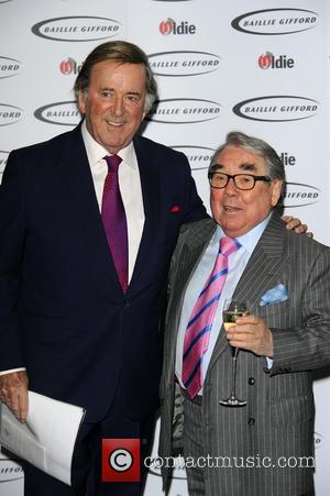 Terry Wogan and Ronnie Corbett