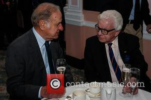 Barry Cryer and Geoffrey Palmer