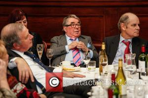 Ronnie Corbett - 'Oldie of the Year Awards' - Inside - London, United Kingdom - Tuesday 12th February 2013