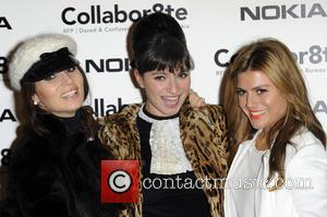 Grace Woodward, Gizzi Erskine and Zoe Hardman