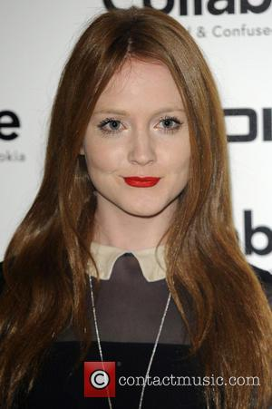 Olivia Hallinan - Collabor8te Connected by NOKIA Premiere - London, United Kingdom - Tuesday 12th February 2013