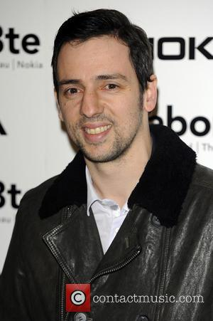 Ralf Little - Collabor8te Connected by NOKIA Premiere - London, United Kingdom - Tuesday 12th February 2013