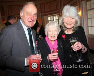 Geoffrey Palmer, June Whitfield and Gilly Cooper