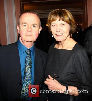 Ian Hislop and Baroness Joan Bakewell