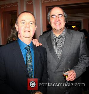 Ian Hislop and Danny Baker - 'Oldie of the Year Awards' - Inside - London, United Kingdom - Tuesday 12th...