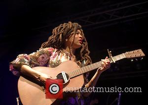 Valerie June - Valerie June performs in Liverpool - Liverpool, United Kingdom - Tuesday 12th February 2013