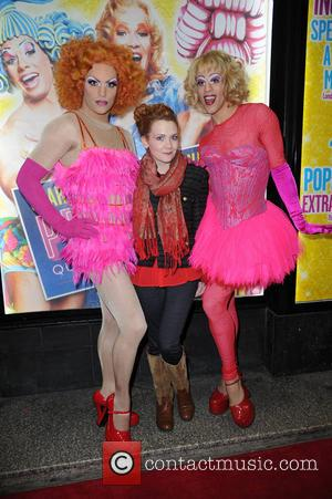Jennie McAlpine - Priscilla Queen Of The Desert - Press Night - Manchester, United Kingdom - Tuesday 12th February 2013