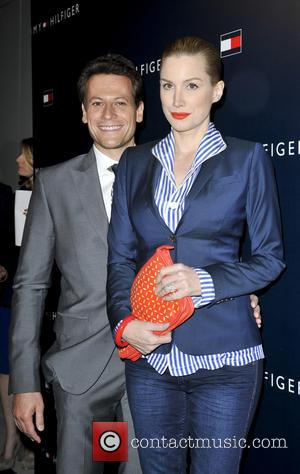 Alice Evans and Ioan Gruffudd - Party to celebrate the opening of the new Tommy Hilfiger West Coast Flagship store...