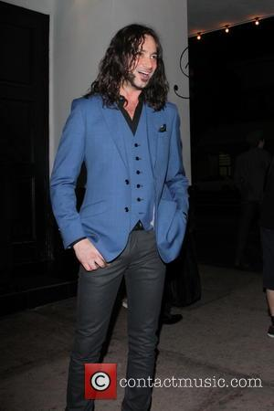 Constantine Maroulis - LA Premiere of 'Jekyll and Hyde' Departures - Los Angeles, California, United States - Wednesday 13th February...