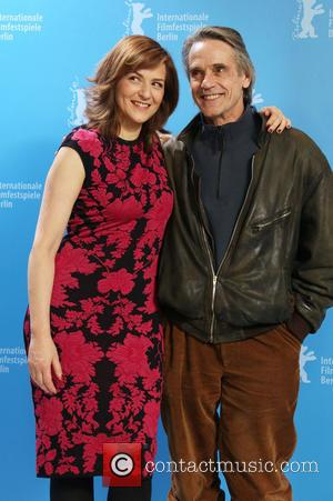 Jeremy Irons and Martina Gedeck
