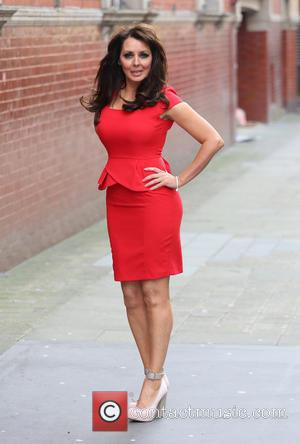 Carol Vorderman - Isme.com photocall - London, United Kingdom - Wednesday 13th February 2013