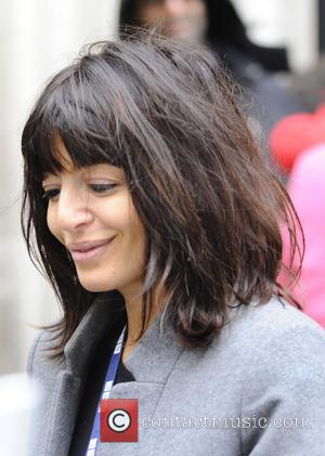 Claudia Winkleman - Celebrities at the BBC Radio 2 studios - London, United Kingdom - Wednesday 13th February 2013