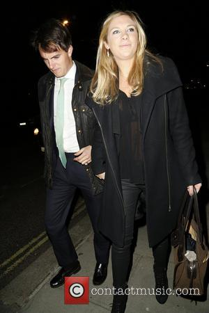 Taylor Williams - Chelsy Davy and her boyfriend arrive at The Belgrave Hotel - London, UK - Wednesday 13th February...