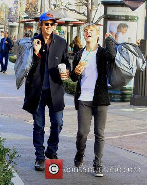 Lukas Haas - Lukas Haas at the Grove - Hollywood, California, USA - Wednesday 13th February 2013