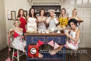 Rachel Riley, Natasha Hamilton, Kelsey Beth Crossley, Cherie Lunghi, Kerry Katona, Zoe Salmon, Liz McClarnon and Nancy Dell'Olio - The...