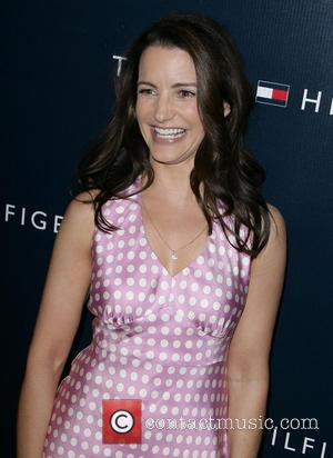 Kristin Davis - Tommy Hilfiger store opening - West Hollywood, California, United States - Wednesday 13th February 2013