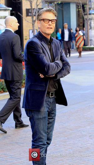 Harry Hamlin - Harry Hamlin at The Grove - Los Angeles, California, United States - Wednesday 13th February 2013