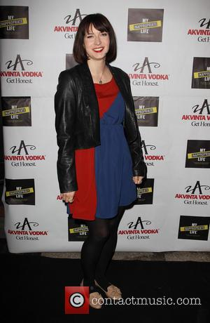 Diablo Cody - Heather McDonald book launch - Hollywood, California, United States - Wednesday 13th February 2013