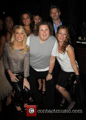 Gretchen Rossi, Fortune Feimster, Sarah Colonna and Slade Smiley
