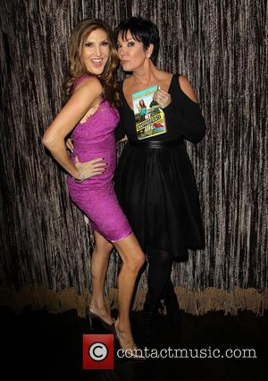 Heather Mcdonald and Kris Jenner