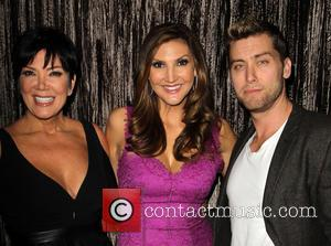 Kris Jenner, Heather Mcdonald and Lance Bass