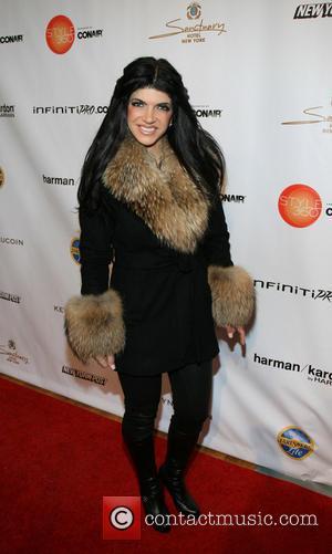 Teresa Giudice - NYFW - Boy meets girl at New York Fashion Week - New York, NY, United States -...